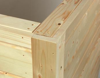 Welke houten tuinconstructies bestaan er u exterior living