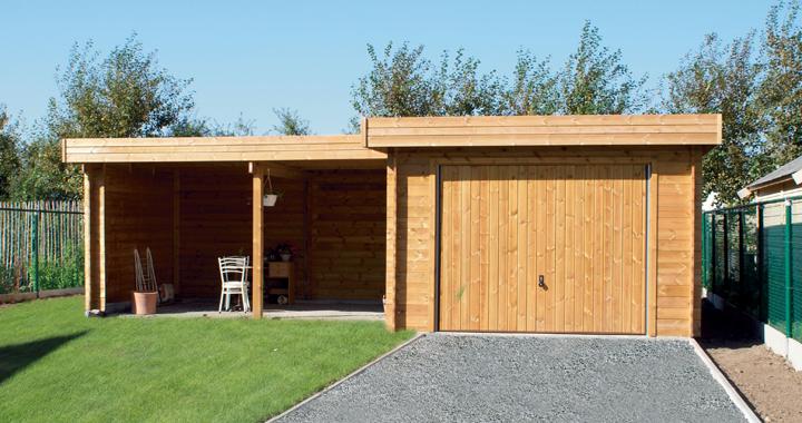 Houten Garage Kopen : Waar houten garage kopen? exterior living